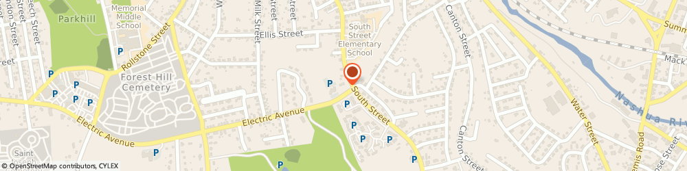 Route/map/directions to Safeco Insurance Agent, 01420-7901 Fitchburg, 11 Electric Ave