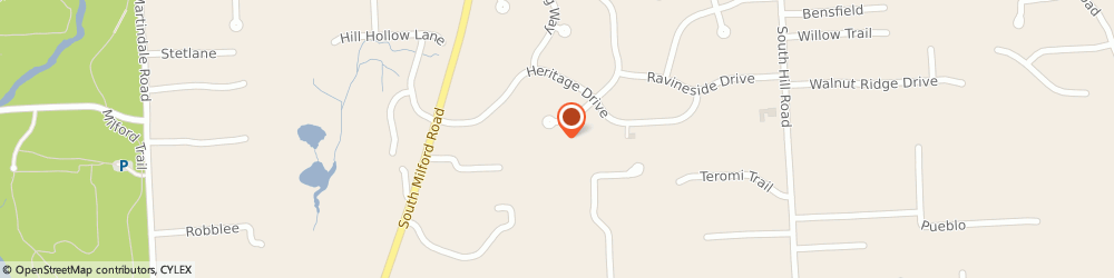 Route/map/directions to Cairns Strategic Operations, 48381 Milford, 1190 Eagle Nest Ct