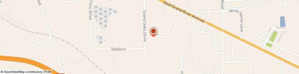 Route/map/directions to Accu-Temp Heating & Air Conditioning, 48843 Howell, 1085 Grand Oaks Dr, Ste 100