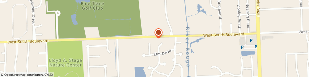 Route/map/directions to LAD MECHANICAL, 48098 Troy, 2645 W South Blvd