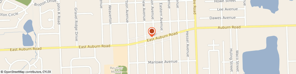 Route/map/directions to A & S Unlimited, 48307 Rochester Hills, 1663 E Auburn Rd