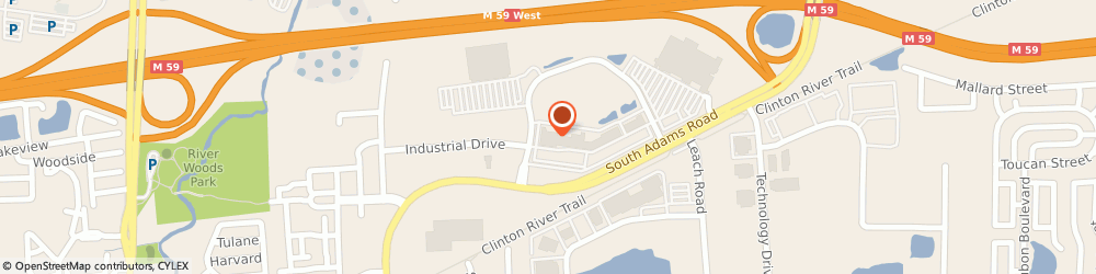 Route/map/directions to Banfield Pet Hospital, 48309 Rochester Hills, 2724 South Adams Rd