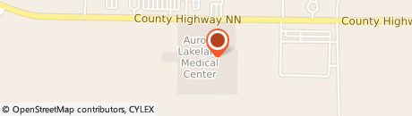 Opening times of Aurora Lakeland Medical Center in W3985