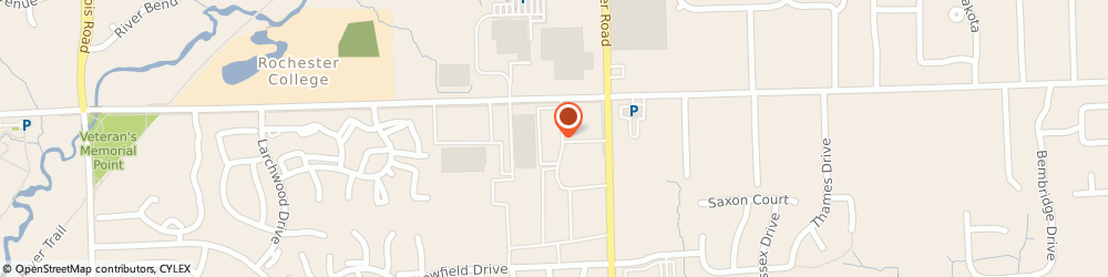 Route/map/directions to AUTO LAB COMPLETE CAR CARE, 48307 Rochester Hills, 1100 Rochester Rd