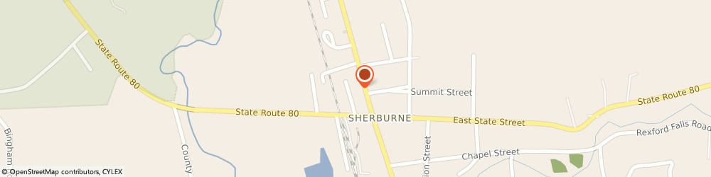 Route/map/directions to Mang Insurance Agency, 13460 Sherburne, 30 North Main Street