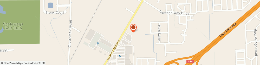 Route/map/directions to Bobs Ace Hdwe, 48047 Chesterfield, 51662 GRATIOT AVE