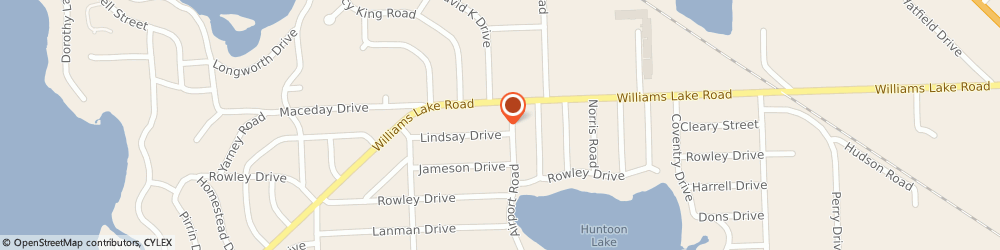 Route/map/directions to Citibank ATM, 48329 Waterford Township, 3461 Airport Rd