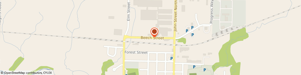 Route/map/directions to Spray Clean Power Wash, N5H 1A1 Aylmer, 50 BEECH ST WEST