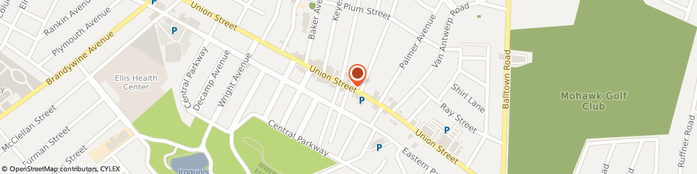Route/map/directions to Trustco Bank Na, 12309 Schenectady, 1700 Union St