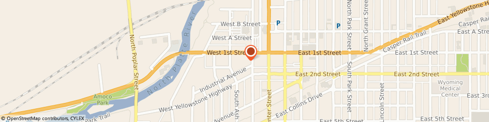 Route/map/directions to Johnson Landscaping Inc, 82601 Casper, 755 English Dr