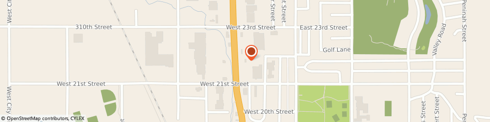 Route/map/directions to Navy Federal Credit Union, 57078 Yankton, 2118 Broadway Ave