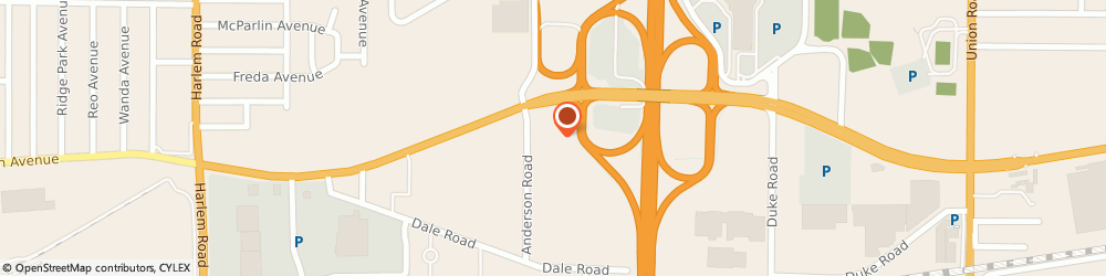 Route/map/directions to Men's Wearhouse, 14225 Cheektowaga, 1779 Walden Avenue