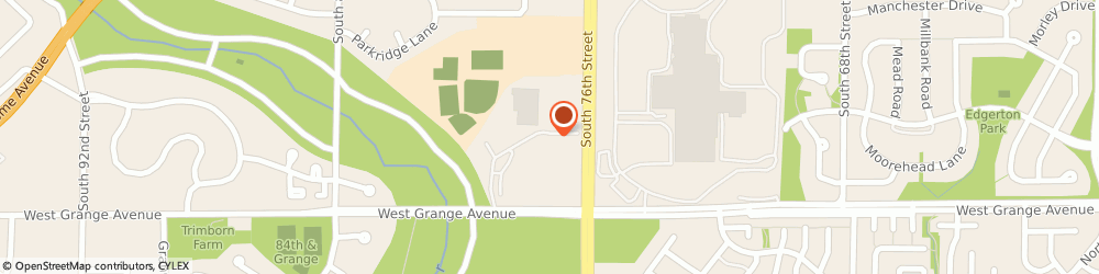 Route/map/directions to Avada Hearing Care Center, 53129 Greendale, 5411 S 76th St