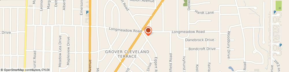 Route/map/directions to State Farm Insurance, 14226 Buffalo, 1586 EGGERT RD