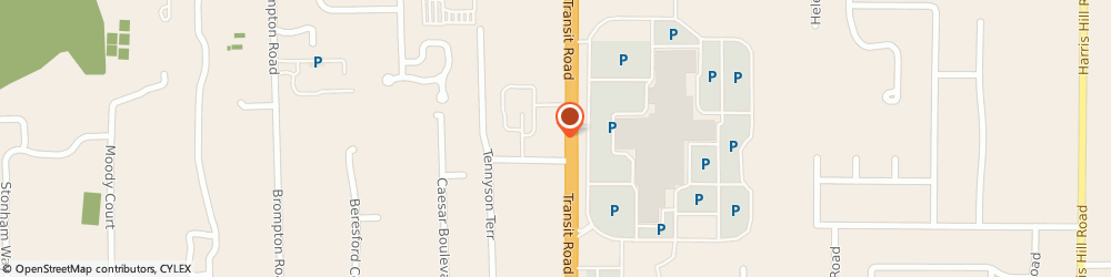 Route/map/directions to Brian Pawlik - State Farm Insurance Agent, 14221 Williamsville, 7474 Transit Rd