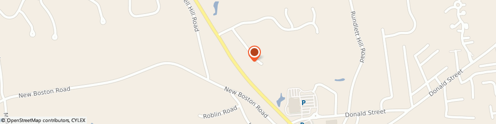 Route/map/directions to Blue Dolphin Pools & Spas Inc., 03110 Bedford, 7 Bellemore Drive