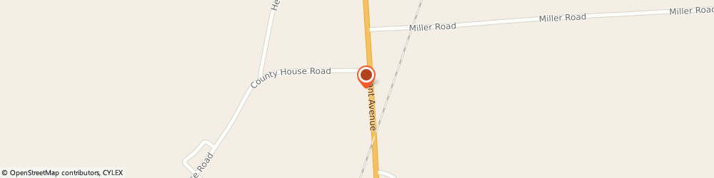 Route/map/directions to 84 Lumber Company, 13021 Auburn, 7530 County House Road