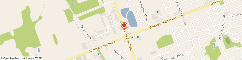 Route/map/directions to Edward Jones - Financial Advisor: David M Holden, N6H 5L7 London, 1634 Hyde Park Rd.