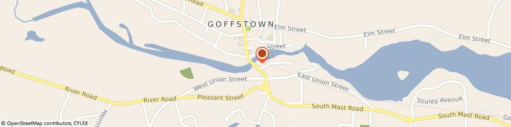 Route/map/directions to STATE FARM Deb Chabot, 03045 Goffstown, 35 Main St