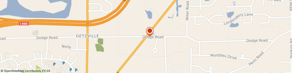 Route/map/directions to Asbury United Methodist Church, 14068 Getzville, 850 Dodge Rd