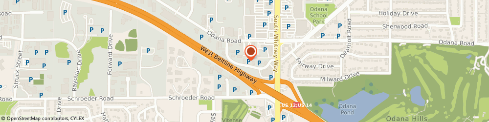 Route/map/directions to Allonso Carmen Phd - Madison Psychiatric Assoc Ltd, 53719 Madison, 5534 Medical Circle