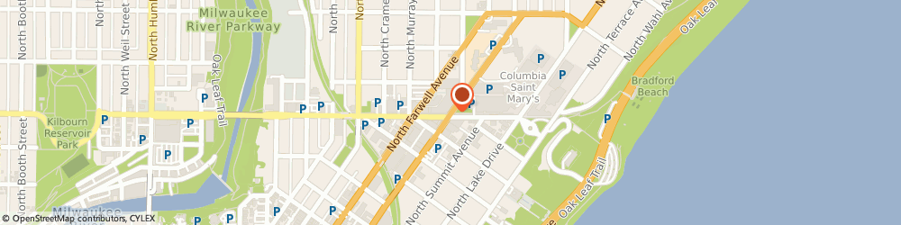 Route/map/directions to Whole Foods Market, 53211 Milwaukee, 2305 N Prospect Ave