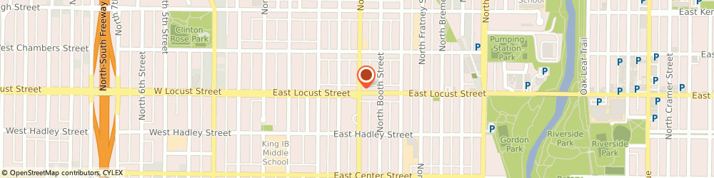 Route/map/directions to Liberty Tax Service, 53212 Milwaukee, 2903 N Holton Ave
