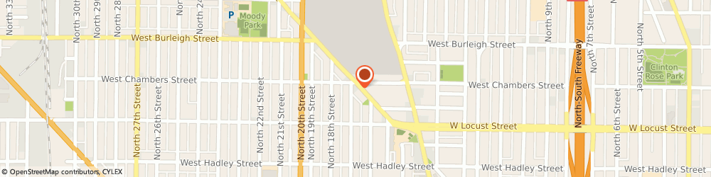 Route/map/directions to Youngs Auto Garage, 53206 Milwaukee, 1639 WEST HOPKINS STREET