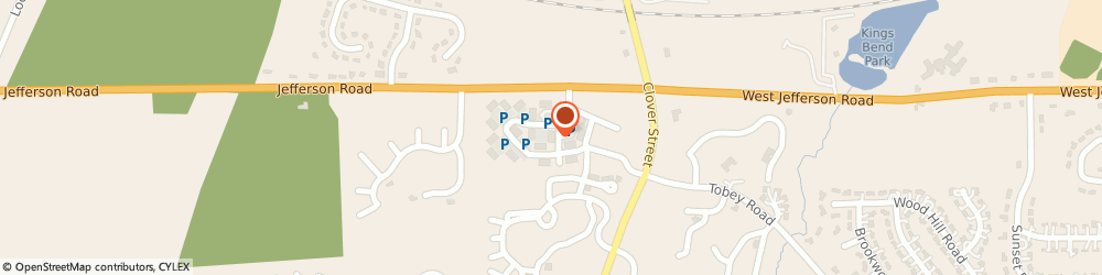 Route/map/directions to My Accounting Office LLC, 14534 Pittsford, 40 Office Park Way