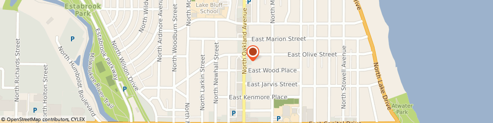 Route/map/directions to Great Clips, 53211 Milwaukee, 4164 N Oakland Ave