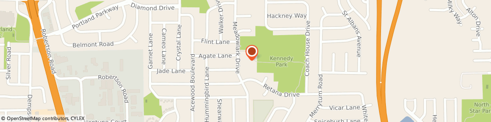 Route/map/directions to Kennedy Youth Devlpmt Cntr, 53714 Madison, 221 MEADOWLARK DR