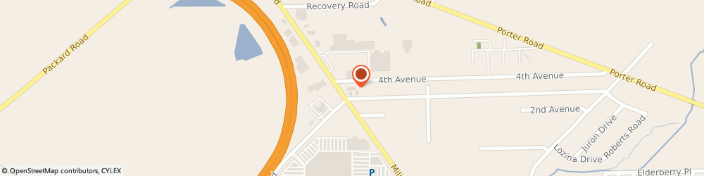 Route/map/directions to Firestone Complete Auto Care, 14304 Niagara Falls, 2311 Military Rd