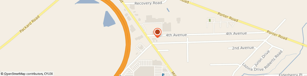 Route/map/directions to Firestone Complete Auto Care Store, 14304 Niagara Falls, 2311 Military Rd