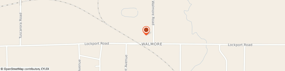 Route/map/directions to 84 Lumber Co, 14301 Niagara Falls, 2181 Lockport Road