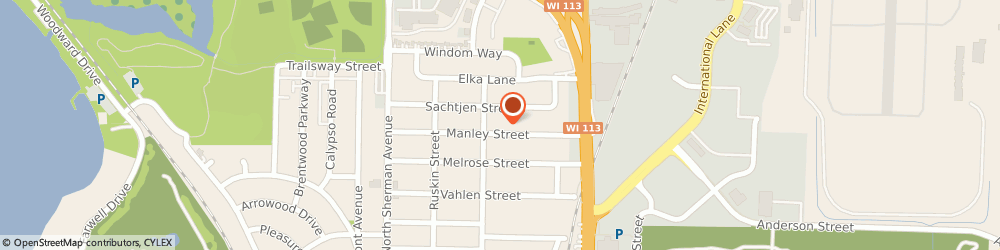 Route/map/directions to Youve Got IT Maid, 53704 Madison, 1910 MANLEY STREET