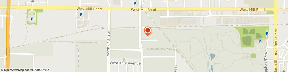 Route/map/directions to Culligan Mermaid, 53218 Milwaukee, 5920 WEST BENDER COURT