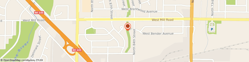 Route/map/directions to Abc Salvage and Towing, 53225 Milwaukee, 6328 N 86Th Ct