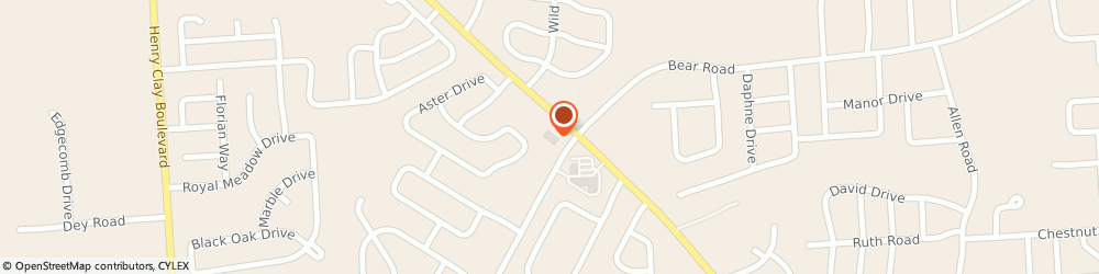 Route/map/directions to KeyBank Liverpool ATM, 13088 Liverpool, 4975 Bear Rd