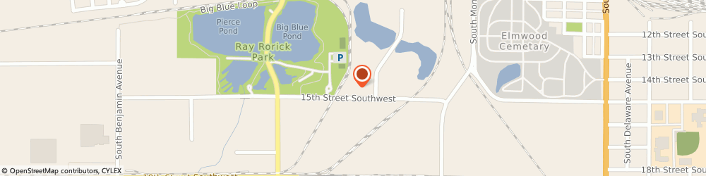 Route/map/directions to Bills Auto Recon Center, 50401 Mason City, 1020 15TH STREET SOUTHWEST