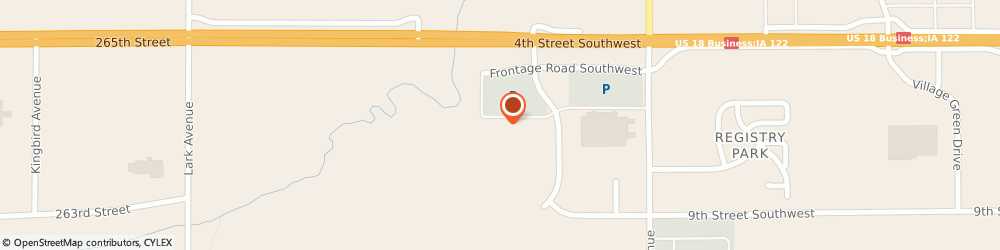 Route/map/directions to Christopher & Banks, 50401 Mason City, 532 Indianhead Drive