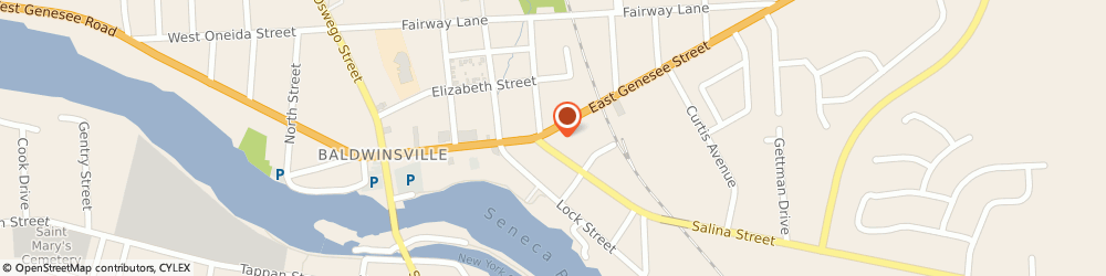 Route/map/directions to STATE FARM Lindsy Luu, 13027 Baldwinsville, 60 1/2 Salina Street
