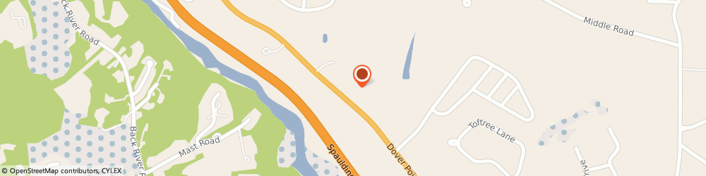 Route/map/directions to Automotive Dealer, 03820 Dover, 40 Dover Point Road