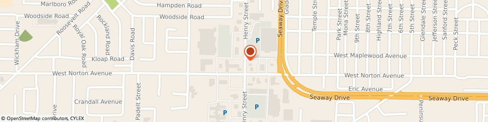 Route/map/directions to Jimmy John's Gourmet Sandwich, 49441 Muskegon, 3355 Henry St