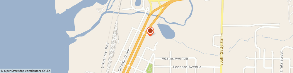 Route/map/directions to Lascko Plumbing & Mechanical, LLC, 49442 Muskegon, 375 Bayou Ave.