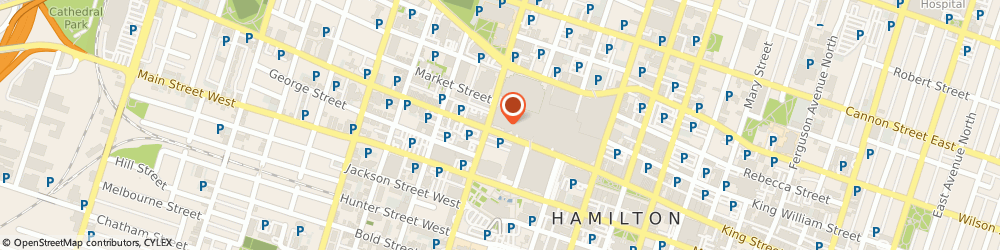 Route/map/directions to Sun Life Financial Michael Spurr, L8P 4V2 Hamilton, 120 King Street West, Suite 1100