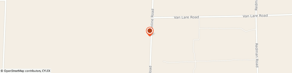 Route/map/directions to Photographic Services, 14589 Williamson, 7255 E Townline Rd