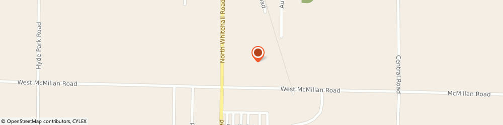 Route/map/directions to Life Change Church, 49445 Muskegon, 3084 Whitehall Rd