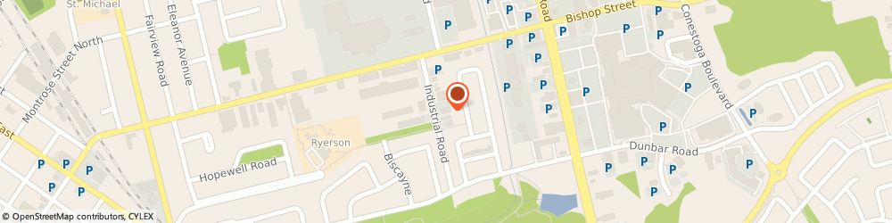 Route/map/directions to Premier Martial Arts Cambridge, N3H 5G7 Cambridge, 1659 Industrial Rd