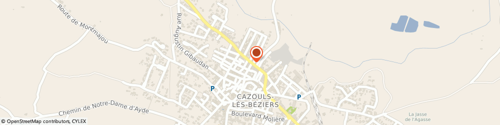 Cazouls cyclo motoculture cazouls l s b ziers 5 avenue for Code postal cazouls les beziers