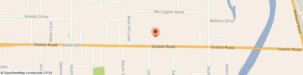 Route/map/directions to Abbey Carpet & Floor, 48609 Saginaw, 7404 Gratiot